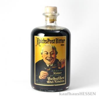 Apothekerflasche Reichspostbitter