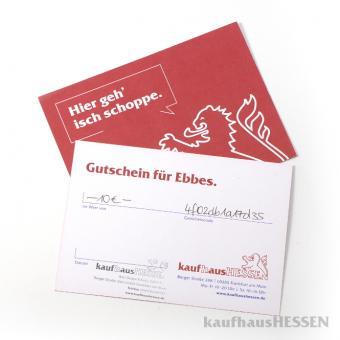 Gutschein 5, 10, 20 oder 50 Euro