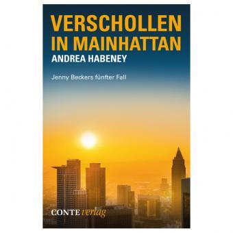 Buch Verschollen in Mainhattan