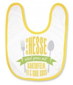 Premium Babylatz Der Hesse wird groß