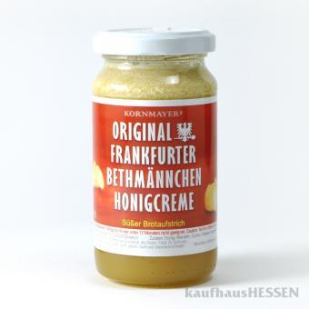 Bethmännchen Honigcreme