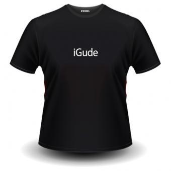T-Shirt I Gude, Männer XL