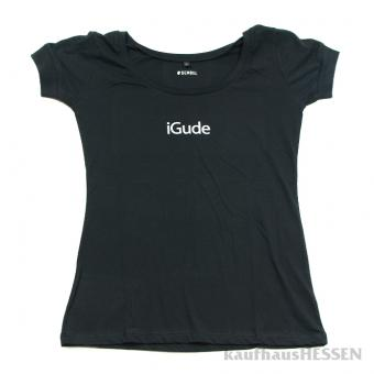 T-Shirt I Gude, Frauen S