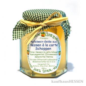 Hessen a la carte Apfelwein-Gelee