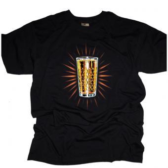 T-Shirt Heiliges Stöffsche L