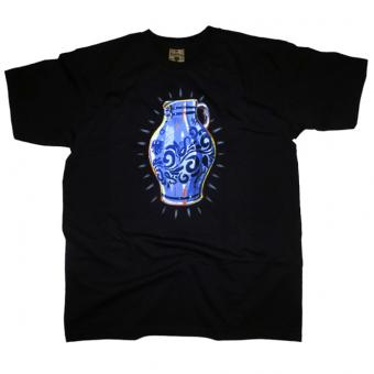 T-Shirt Frankfurt Pitcher Männer