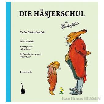Buch Die Häsjerschul