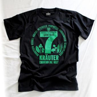 T-Shirt Frankfurter Grie Soß 7 M