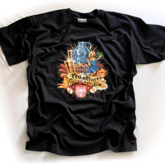 T-Shirt Frankfurt ist die geilste Stadt der Welt M