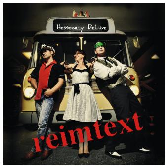 CD reimtext Hessebilly Deluxe