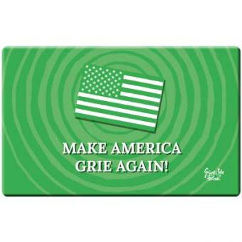 Brettchen Make America green again