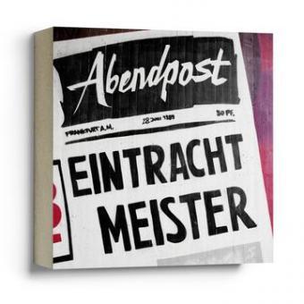 Quadrat Frankfurter Bubb - Eintracht Meister