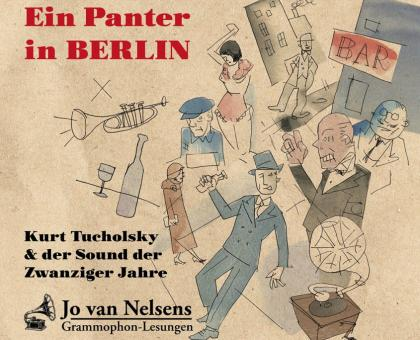 CD Ein Panter in Berlin