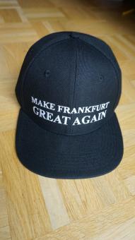 Cap Make Frankfurt great again