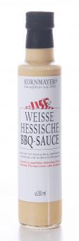 Weisse hessische BBQ-Sauce