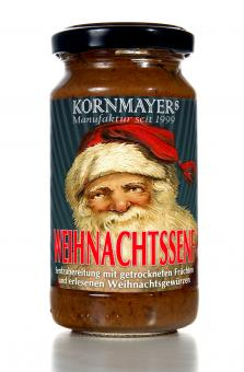 Kornmayers Weihnachtssenf