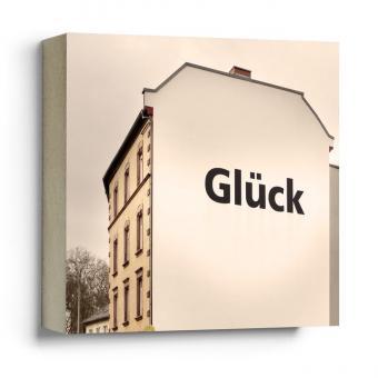 Quadrat Frankfurter Bubb - Glück
