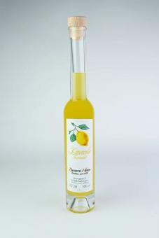 Limoncello Zitronenlikör