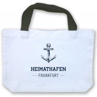 """Einkaufstasche """"Heimathafen Frankfurt"""""""