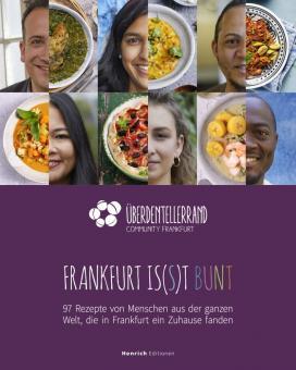 "Buch ""Frankfurt isst bunt"""
