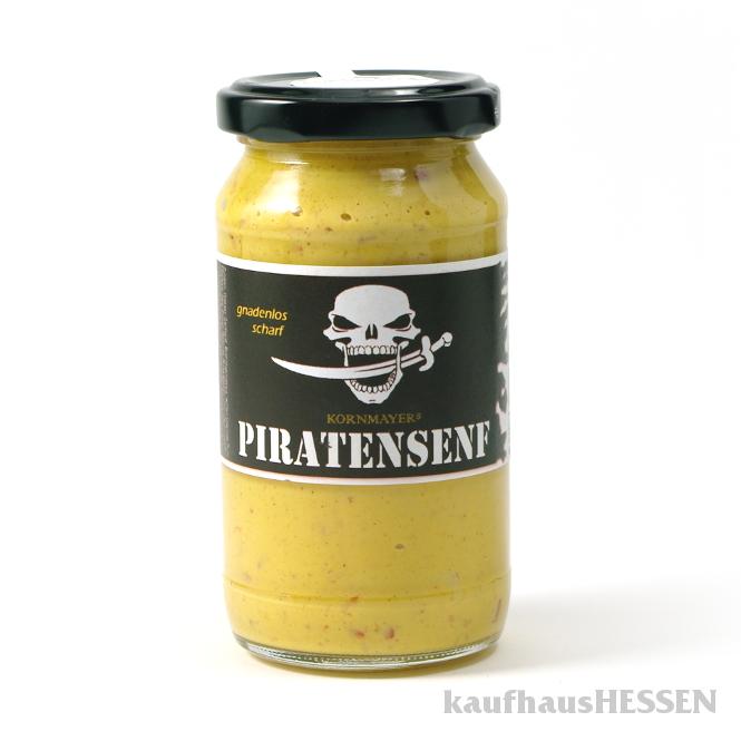 Piratensenf - gnadenlos scharf