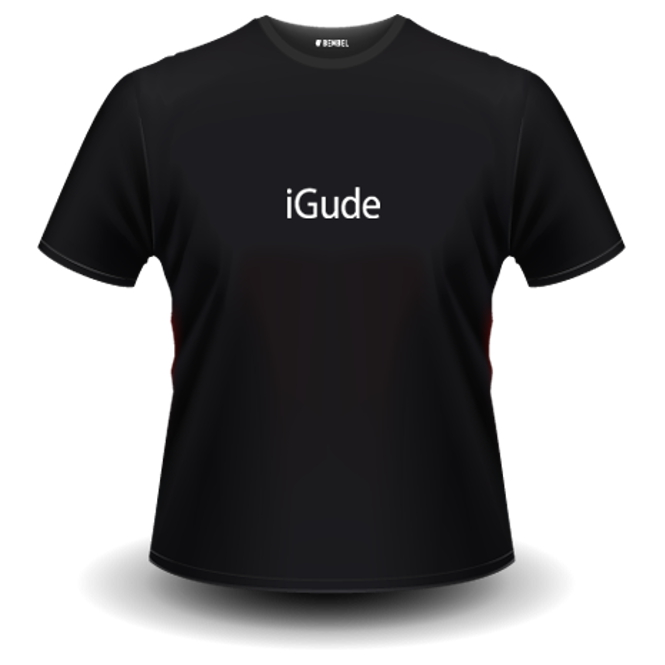 T-Shirt I Gude, Männer