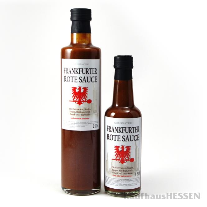 Frankfurter Rote Sauce