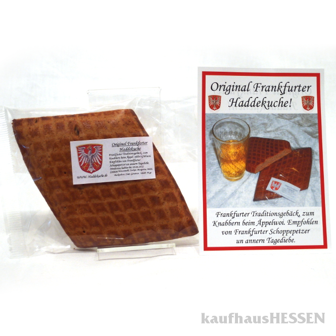Original Frankforter Haddekuche