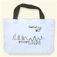 """Einkaufstasche """"Skyline Frankfurt"""""""