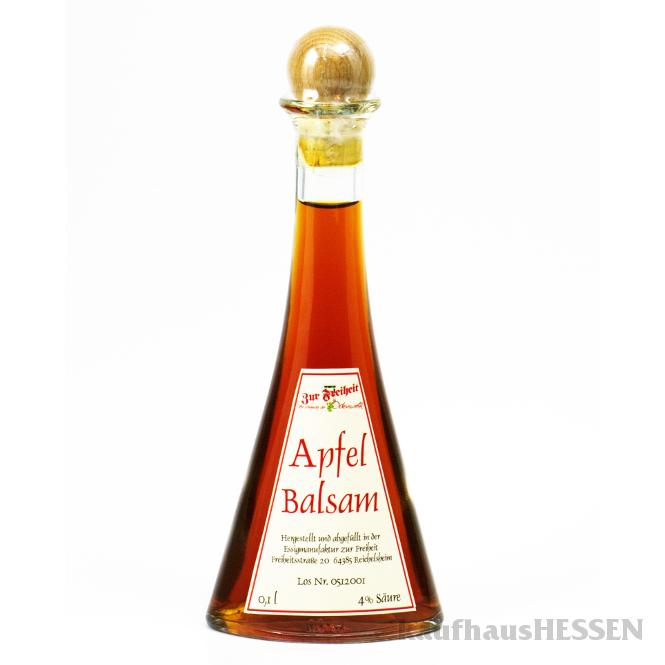 Essigspezialität Apfelbalsam