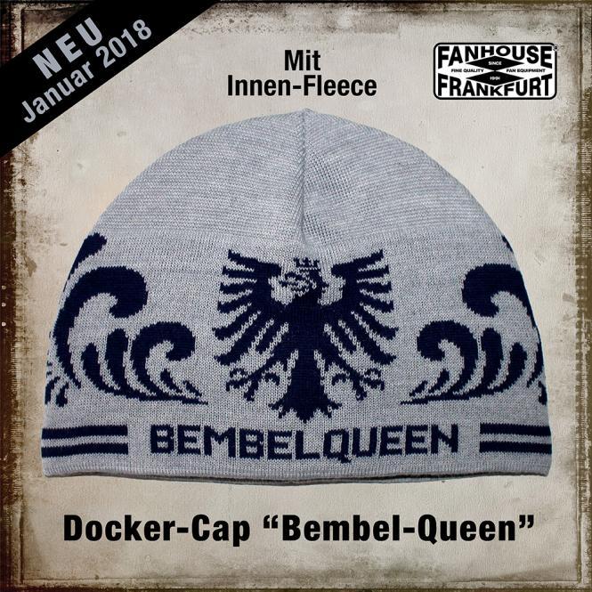 Docker Cap Bembel Queen