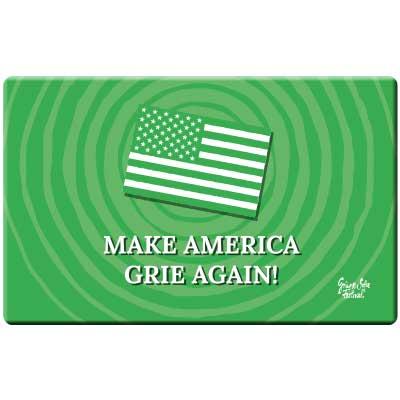 Brettchen Make America green again