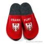 Frankfurt Schlappen  38/39 rot