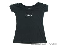 T-Shirt I Gude, Frauen L