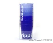 rippi Becher blau,hellblau