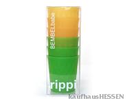 rippi Becher grün, gelb