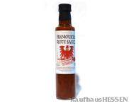 Frankfurter Rote Sauce 250ml extra scharf