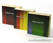 Quadrat Frankfurter Bubb - U-Bahn Haltestellen bis Bornheim