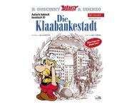 Asterix hessisch 10, Die Klaabankestadt