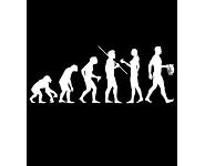 T-Shirt Ebbelution, schwarz, Männer