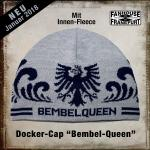 Docker Cap Bembel Queen